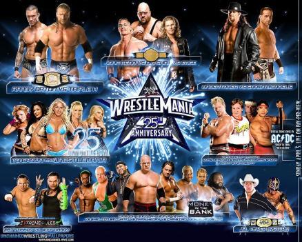 wrestlemania 25